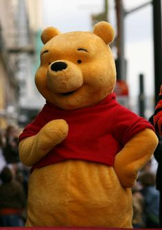 7 wonderful quotes about friendship from Winnie the Pooh