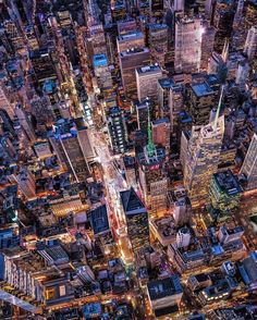 Times Square by Chris Nova.York - New York City Feelings New York City, Manhattan, Times Square New York, I Love Nyc, Concrete Jungle, Night City, City Lights, Aerial View, Cool Pictures