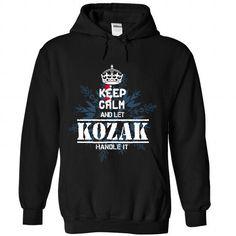 KC and let  KOZAK Handle It