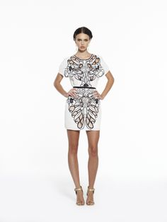 alice McCALL - Iolite Dress Pre-Order (Jasper) | Alice McCALL