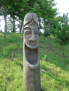 Laugh with a penis. | There Is A Park Full Of Giant Penises In South Korea WTF