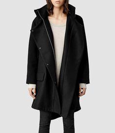 AllSaints Odetta Parka on shopstyle.com