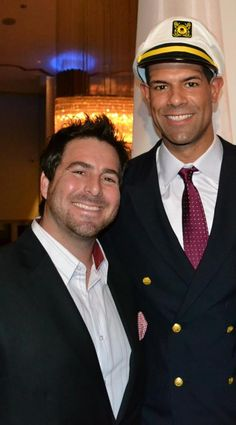 "Evan Golden and Shane Battier at South Beach Battioke 2013 ""Take Charge Foundation"""