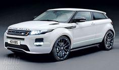Range Rover Evoque Sport