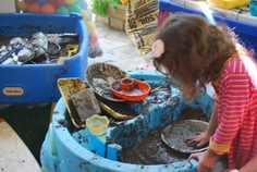 Mud Play Date- Lots of Activities...all mud themed =)