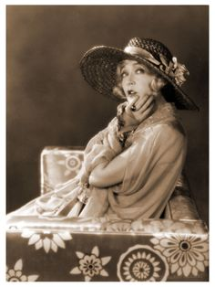 Mae Murray by Ruth Harriet Louise