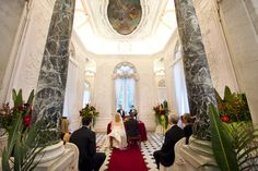 weddings in Rome planned by Laura Frappa www.exclusiveitalyweddings.com