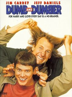 Dumb and Dumber (One of Best Comedy Movies Ever) The cross-country adventures of two good-hearted but incredibly stupid friends. Stars: Jim Carrey, Jeff Daniels and Lauren Holly # movies-and-tv Funny Movies, Comedy Movies, Hindi Movies, Great Movies, Funniest Movies, Comedy Comedy, Live Comedy, Awesome Movies, Movies Free
