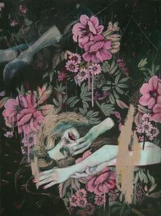 painting by Alexandra Levasseur