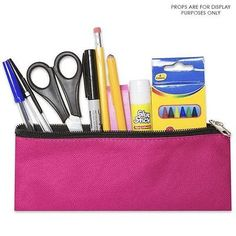 Deluxe Girls Pencil Case Pouch New 2