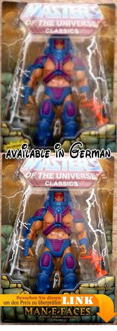 Masters of the Universe Classics: Man-E-Faces.  #Toy #TOYS_AND_GAMES