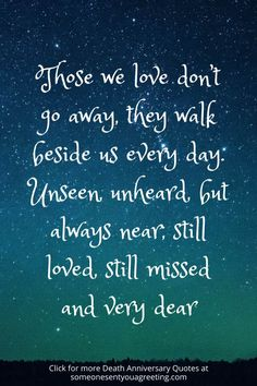 Anniversary Message For Friend, Anniversary Of Death Quotes, Hug Quotes, Words Quotes, Life Quotes, Sayings, Words Of Sympathy, Sympathy Quotes, Poem About Death