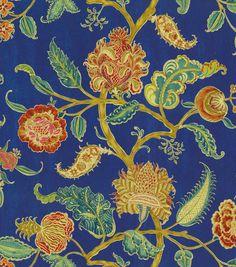 Home Dec Print Fabric-Waverly Asian Myth Evening Sky at Joann.com