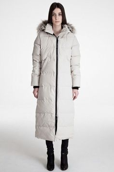 to brighten my day: Canada Goose Victoria Parka