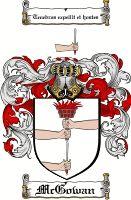 Mcgowan Coat of Arms / Mcgowan Family Crest
