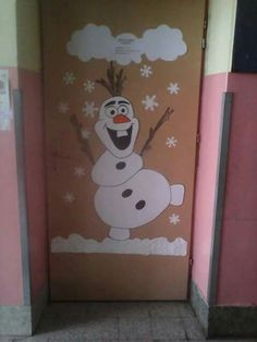 Snowman, Snoopy, Decorations, Disney Characters, Ideas, Home Decor, Creativity, Home Crafts, Homemade