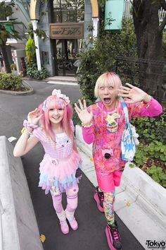 Harajuku Fashion Walk#11  tokyofashion.com