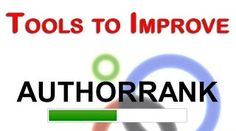 Tools to improve authorRank Blog Tips, Get Started, Seo, Improve Yourself, Blogging, Tools, Website, Faces, Blog