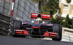 Mercedes Benz McLaren F1 team