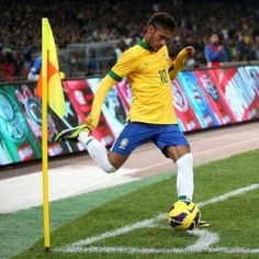 Neymar  Brazil national football team