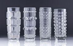 """Lens"" Vase. Frantisek Vizner"