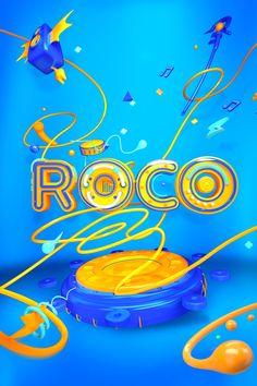 roco on Behance