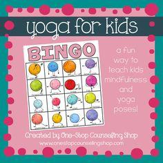 3 Ways Yoga Can Improve Mental Health And Bring Happiness Bikram Yoga, Kundalini Yoga, Ashtanga Yoga, Basic Yoga For Beginners, Chico Yoga, Blank Bingo Cards, Yoga Games, Mindfulness For Kids, Learn Yoga