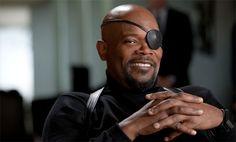 """Ator norte-americano Samuel L. Jackson anda a """"espiar"""" Fredy Costa  http://angorussia.com/entretenimento/fama/ator-norte-americano-samuel-l-jackson-anda-a-espiar-fredy-costa/"""
