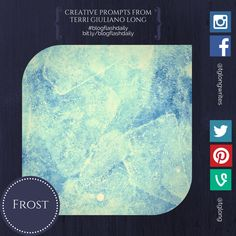 #BlogFlashDaily Writing Prompt: Frost #creativity #writingprompt