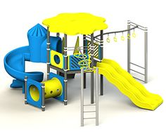 Children S Park Equipment India Outdoor Play System Supplier Multi Activity