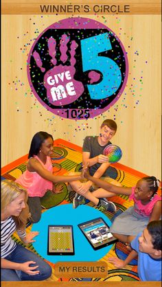 Give Me 5!!!!! Social Skills Multiplayer  *** I would use this app to help students that struggle with social skills. This app shows real kids are shown in real-life social scenes covering 8 areas of social skills: verbal and nonverbal communication, manners, self awareness, situational awareness, perspective taking, emotional regulation, and gestalt understanding.