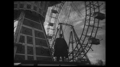 The Third Man - Restored in Stunning 4K - In Cinemas June 26 2015. This is one of my favourite films of all time.