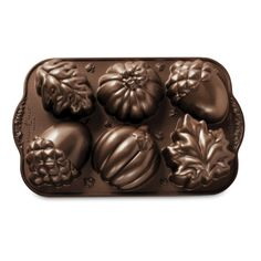 Molde Autumn Treats Nordic Ware