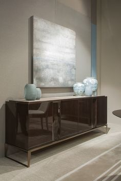 Get Inspired by these Sideboards and Buffets decoration ideas! Furniture, Luxury Furniture, Luxury Homes Interior, Joinery Design, Cabinet Decor, Cool Furniture, Interior Design, Vintage Furniture Design, Furniture Design