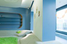 Messe Frankfurt - Kindergarten, Atelier Rolf Pauw