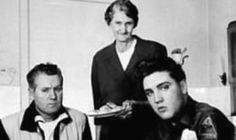 Elvis Presley Paternal Grandmother - Minnie Mae