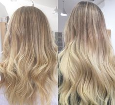 • S O P H •  Oh the magical feeling after having a full head of tape hair extensions fitted ! So luscious! Thanks @sofamilliar  @_edwardsandco   #edwardsandco #missyveyret #hairextensions #beforeandafter #showpony #tapeextensions #magical #fantasyhair #naturalhair #olaplex #sydneyhairdresser #ilovemyhair #hairofinstagram #blondehair #clientselfie #haircolour #hairinspo #hairenvy #picoftheday #hair #maneenvy #haircrush #hairgoals #ombrelove #ohhellohair #ouai2go #styleartists #hair_videos