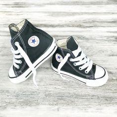 10603da5a94d Converse Kids Chuck Taylor All Star Toddler High Top Black