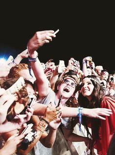 Lana at Lollapalooza!!!   #LDR