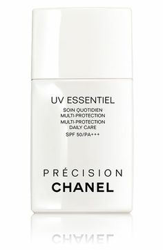 CHANEL - Primer and SPF all in one and it is very light in texture. love this one!
