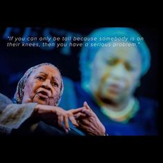 10 powerful Toni Morrison quotes on race, love and life Beloved Toni Morrison, Together Quotes, Black Quotes, National Book Award, Speak The Truth, Speak Life, Dance Quotes, Badass Women, Bible Quotes
