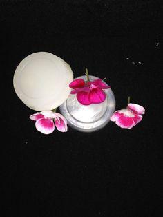 Coconut oil soap.