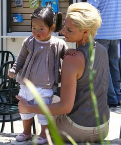 """Katherine Heigl and Naleigh  Heigl's daughter is a total daddy's girl, making mom relish her alone time that much more. """"She's always liked [Josh] better than me,"""" Heigl has said. """"[But] she has these moments where she just wants me, and there's nothing more heartbreaking and beautiful than than [when] she calls for me."""""""