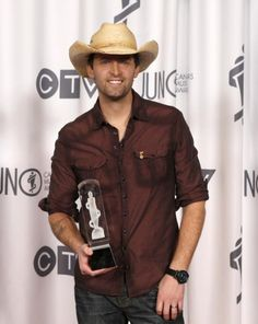 Dean Brody Wins JUNO Award For Country Album of the Year - Countrified