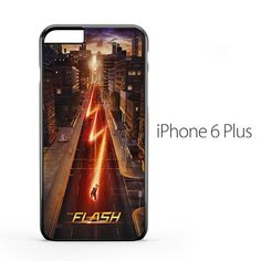 The Flash Poster iPhone 6 Plus Case