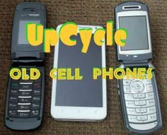 Upcycle Old Cell Phones into an Emergency Phone - Communication Preps Emergency Preparation, Emergency Preparedness, Survival, Old Cell Phones, Natural Disasters, Frugal, Homesteading, Communication, Prepping