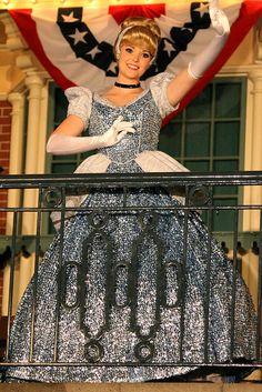 Cinderella sparkles...