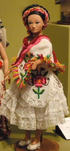 Doll of Veracruz Mexico | Flickr - Photo Sharing!