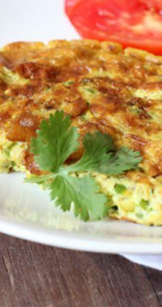 Omelette a la Mexicana Avocare