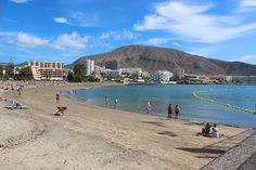 Playa de los #Cristianos im Süden von #Teneriffa